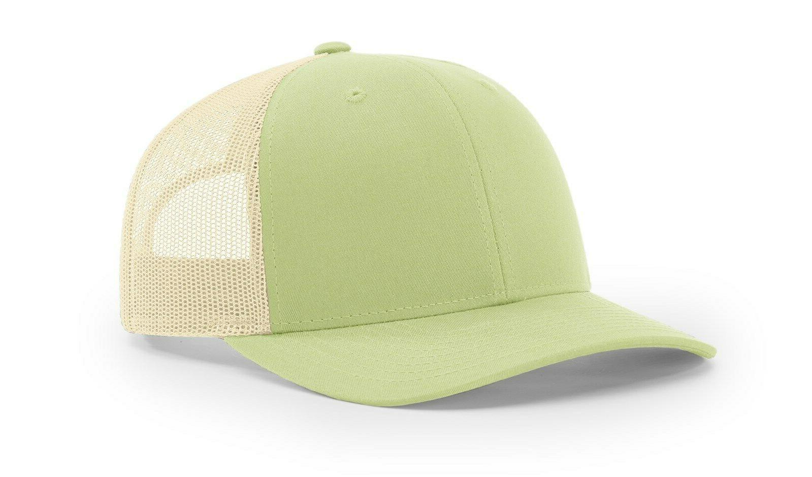 Low Pro Trucker Snapback Ballcap