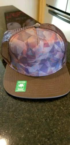 85af0a65 NEW with Tags Prana Men's Vista Trucker Ball Cap Brown