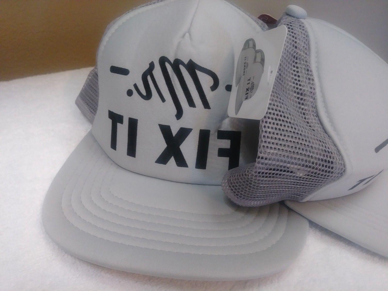 NWT Matching Set MR IT MR Hats /