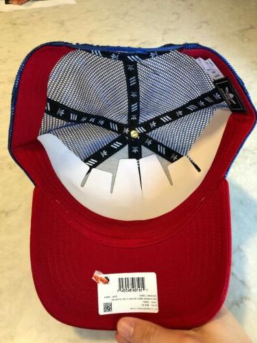 NWT Originals Circle Red Snapback