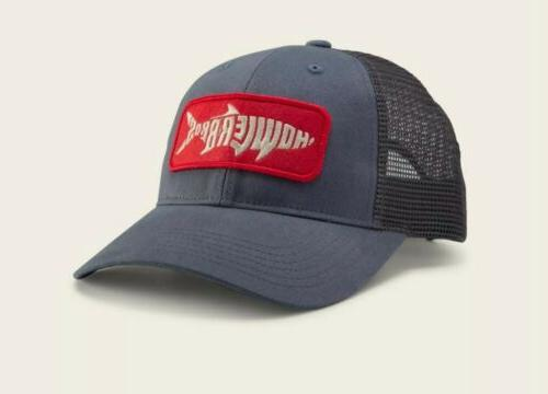 NWT Howler Brothers King Trucker Hat Fish Texas BOX SHIPPED!📦