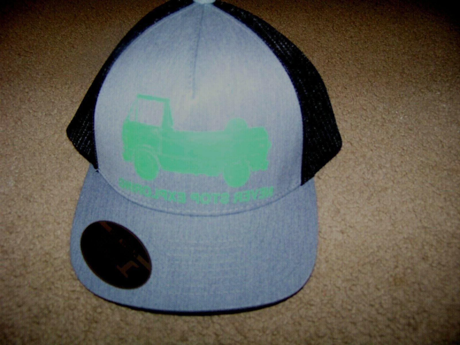 nwt y keep it structured trucker hat