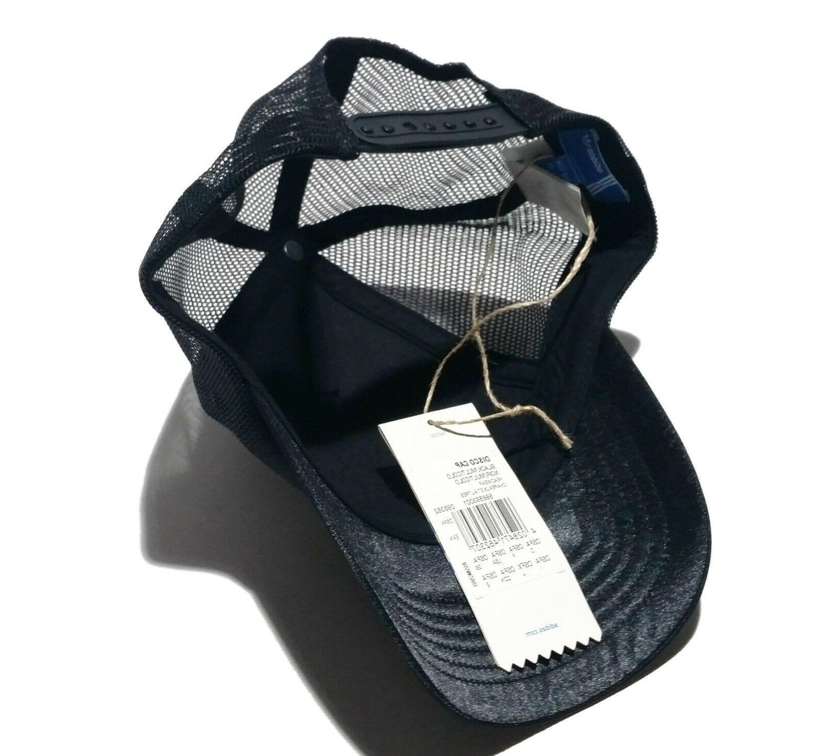 ADIDAS hat snapback trefoil
