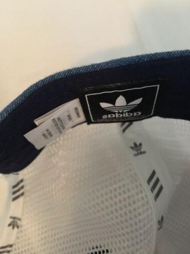 Adidas Originals Foam Mesh Back Hat Cap