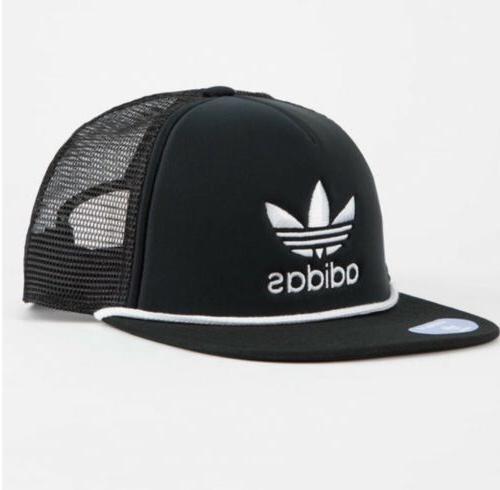 Adidas Originals Trefoil 2 Trucker ⚫️⚪️ 💯