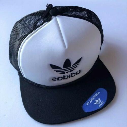 ADIDAS Originals TREFOIL Mesh Trucker Hat Men's OS NEW