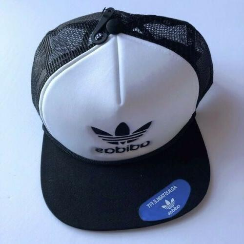 ADIDAS Trucker Hat Snapback Men's OS NEW