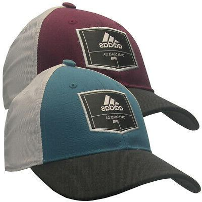 patch trucker adjustable golf hat brand new