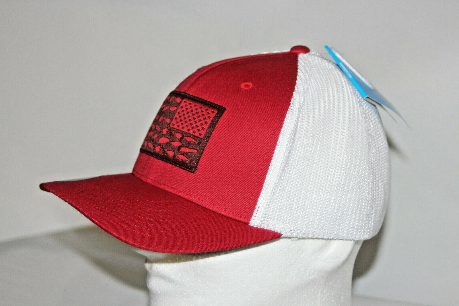 Columbia Fish Flag Fitted Ballcap 7 - 7