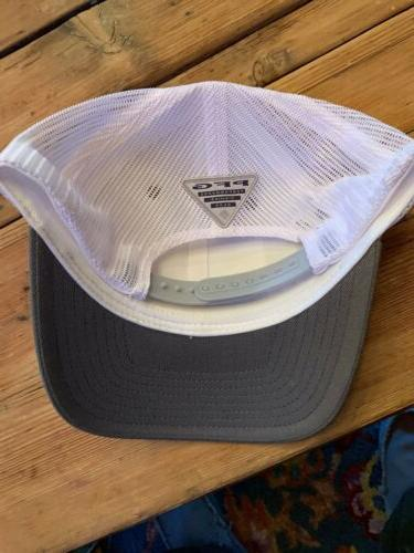 Columbia Hat Fish Flag Trucker- Sixe