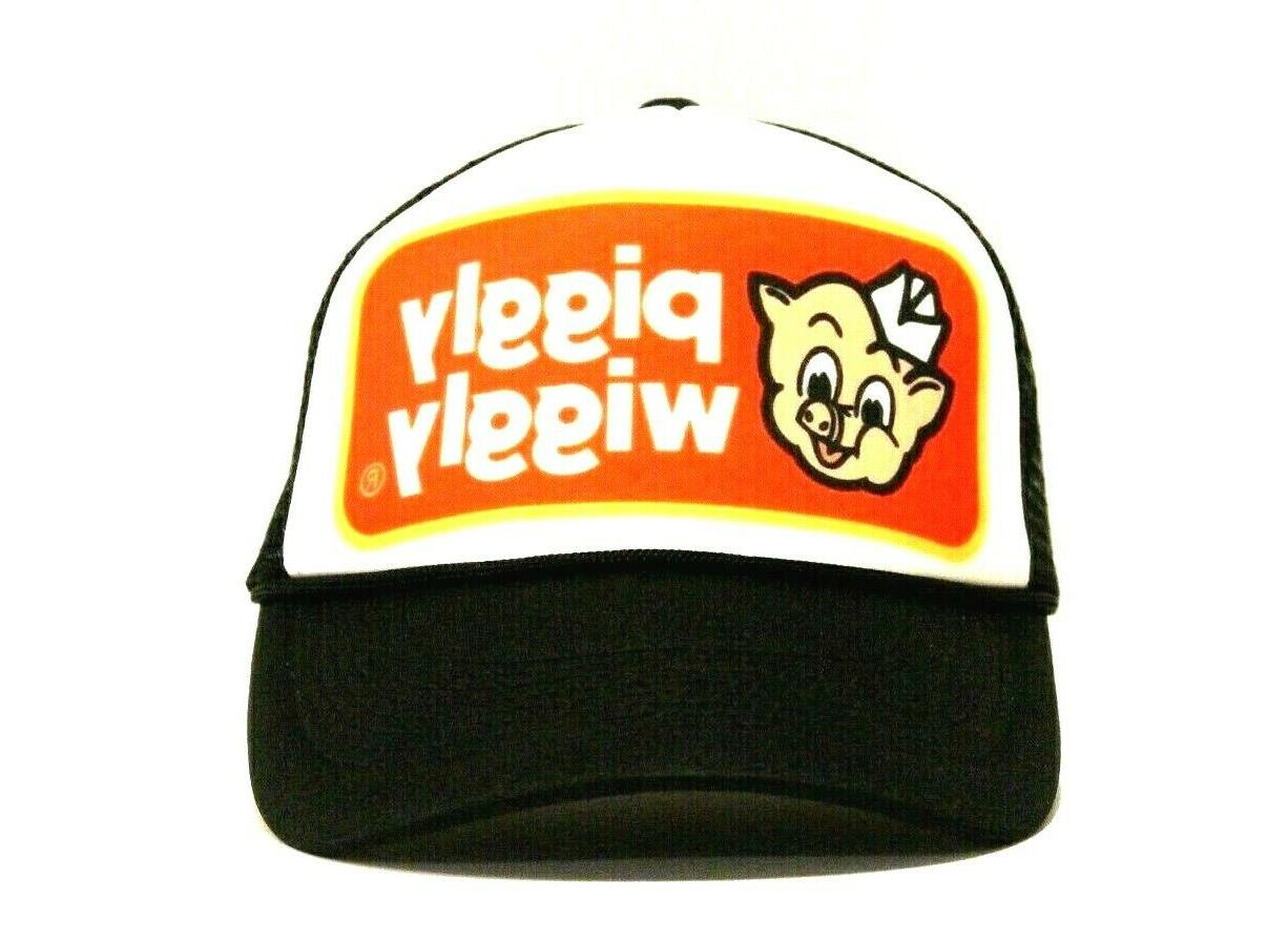 Piggly Hat Grocery Stores Baseball Cap