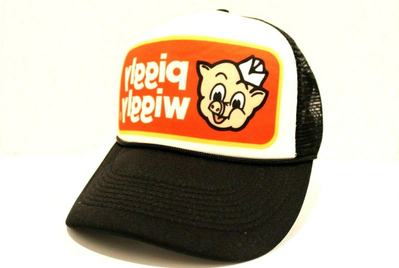 Piggly Mesh Hat Grocery
