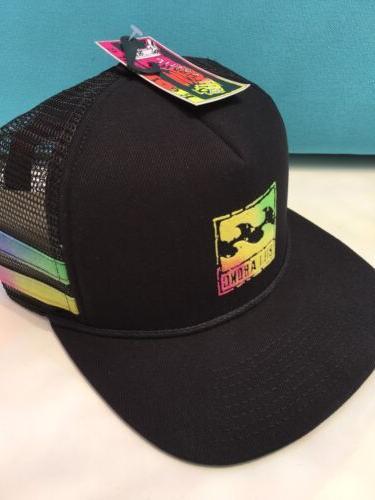 reissue trucker mesh snapback hat