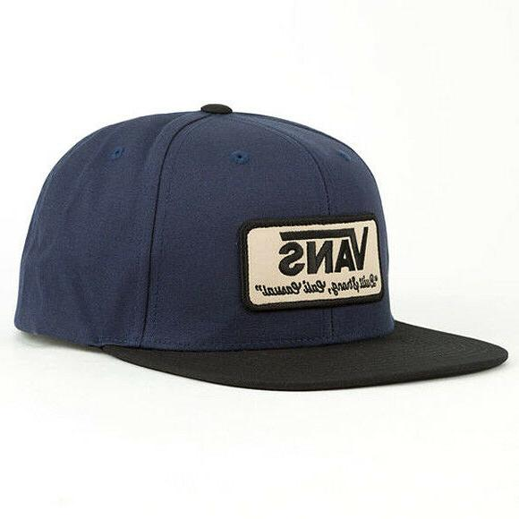 VANS Rowley hat cap Snapback logo Skate Surf trucker - SAME