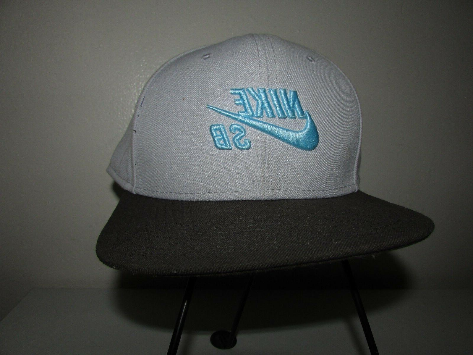 sb skateboarding performance trucker snapback hat new
