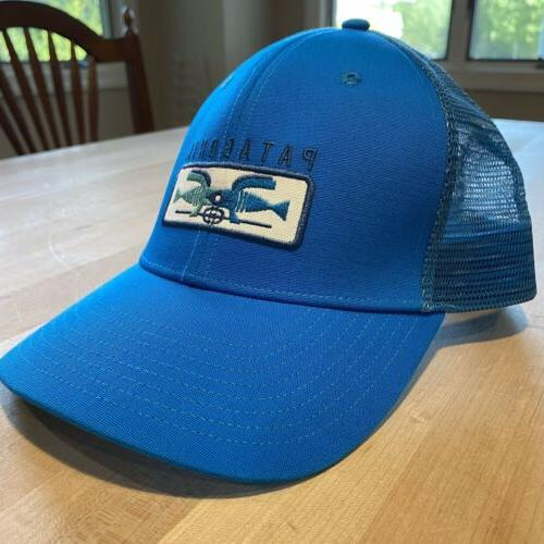 Patagonia Shared Trucker Hat - Tags Fall 2016