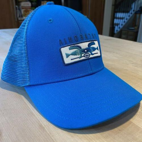 shared vision trucker hat new without tags