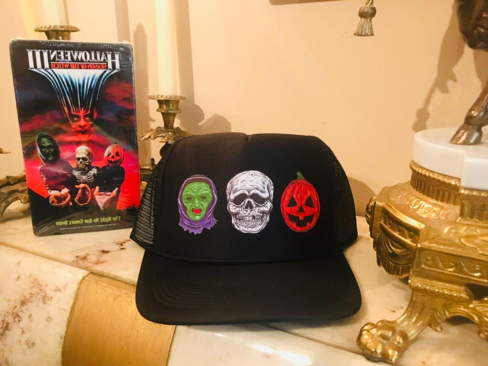 Custom trucker Horror