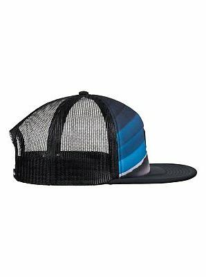 a174267dc24cd Quiksilver™ Slash Turner Trucker Hat AQYHA03853