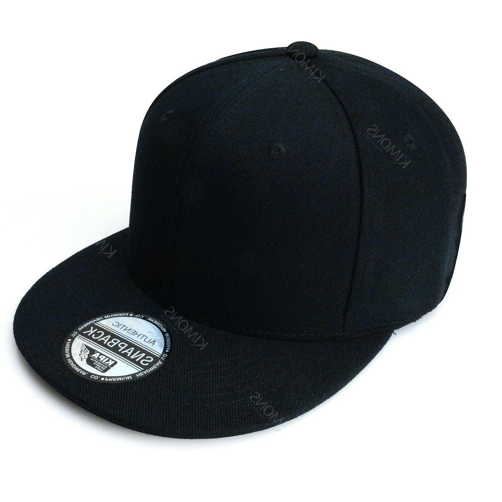 Snapback Hat Baseball Flat Trucker