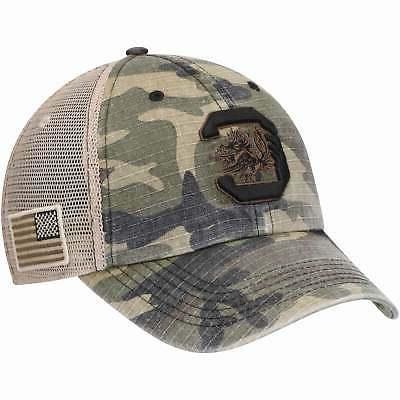 south carolina gamecocks declare trucker adjustable hat