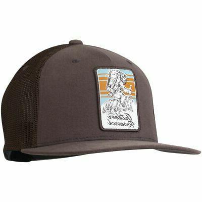 squatchin trucker cap