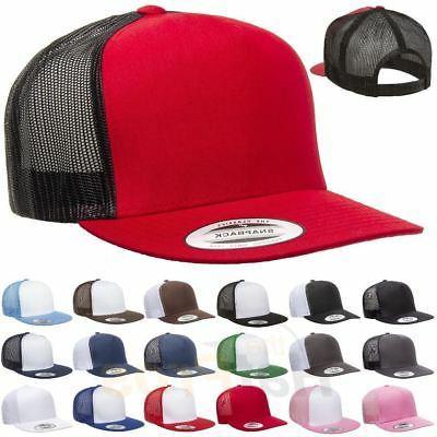 ss classic trucker mesh hat blank 5