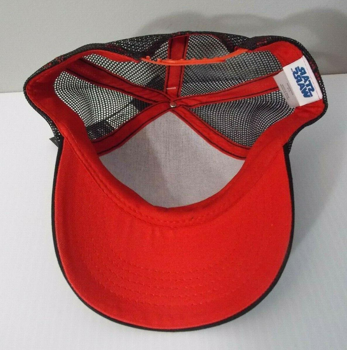Star Vader Trucker Hat I Am Your Father Adjustable Mesh