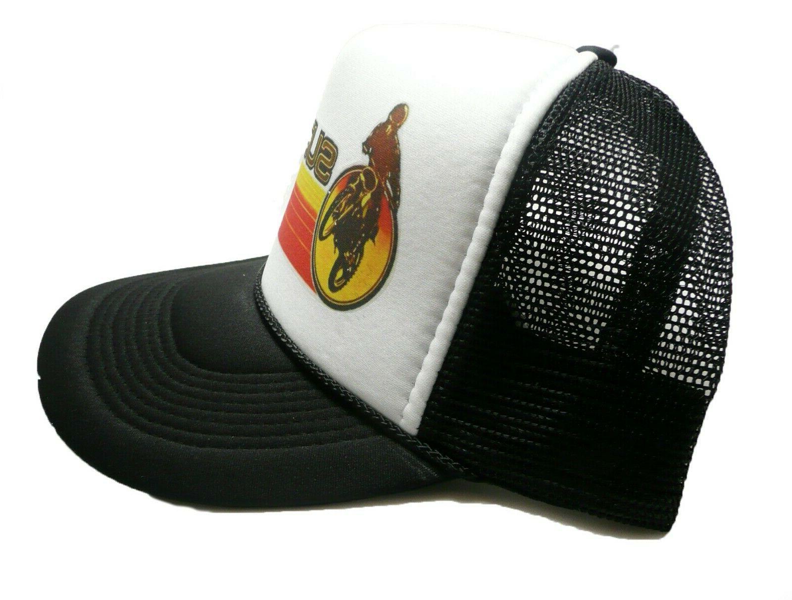 Suzuki hat snap hat black racing hat new