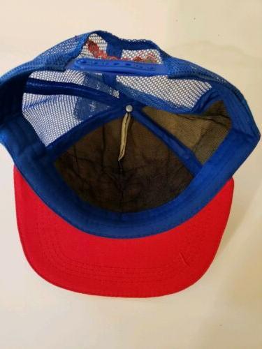 Team Columbia soccer mesh hat