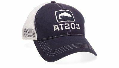 Costa Del Mar - Trout Trucker XL Hat - Navy / White