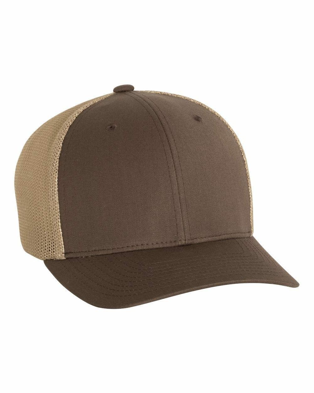 Flexfit - Trucker Cap - 6511 mesh back hat SHIPPING FLEX FIT