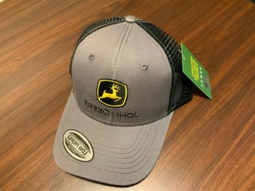 trucker equipment hat