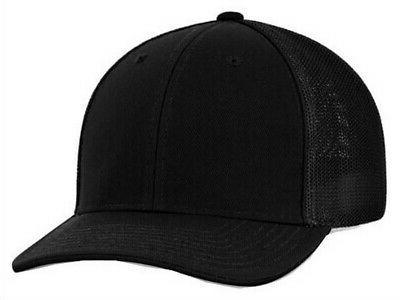trucker flexfit cap hat moisture wicking 3