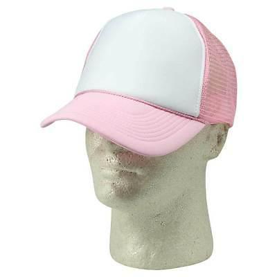 Trucker Hat Plain Youth's Caps