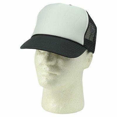 Trucker Baseball Mesh Retro Plain OR Youth's Caps