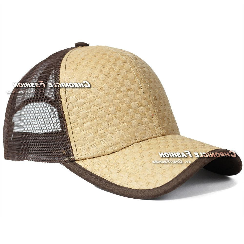 Trucker Mesh Adjustable Visor Plain