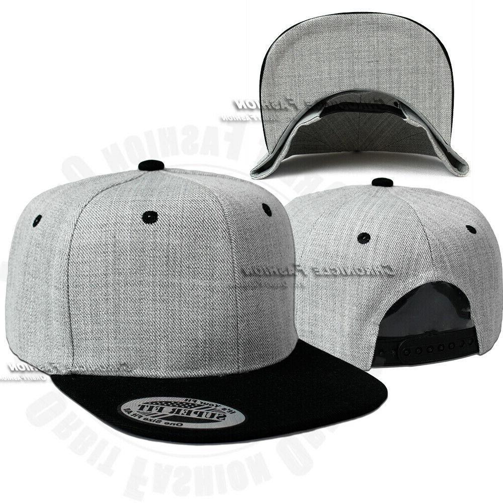 Trucker Hat Back Cap Solid Plain