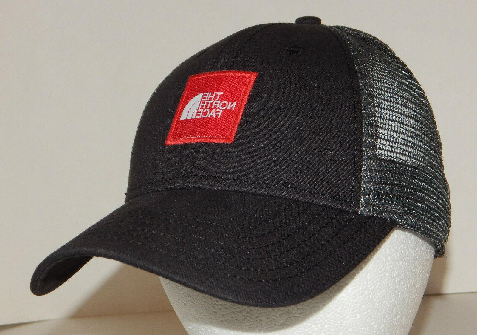 The North Face Hat Cap / Snapback BAseball Mesh