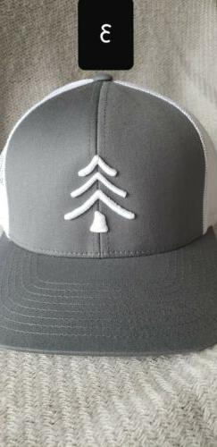 Lindo Trucker Hat - Great Outdoors Collection By  pine tree.