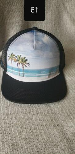Lindo Trucker Hat - Great Outdoors Collection By  palm