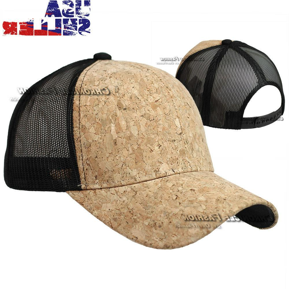 trucker hat mesh baseball snapback cap adjustable