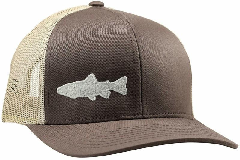 Fly Fishing Lindo Trucker Hat