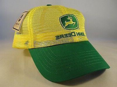 John Hat Cap Yellow