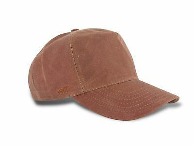 ttc1 trucker cap brown l