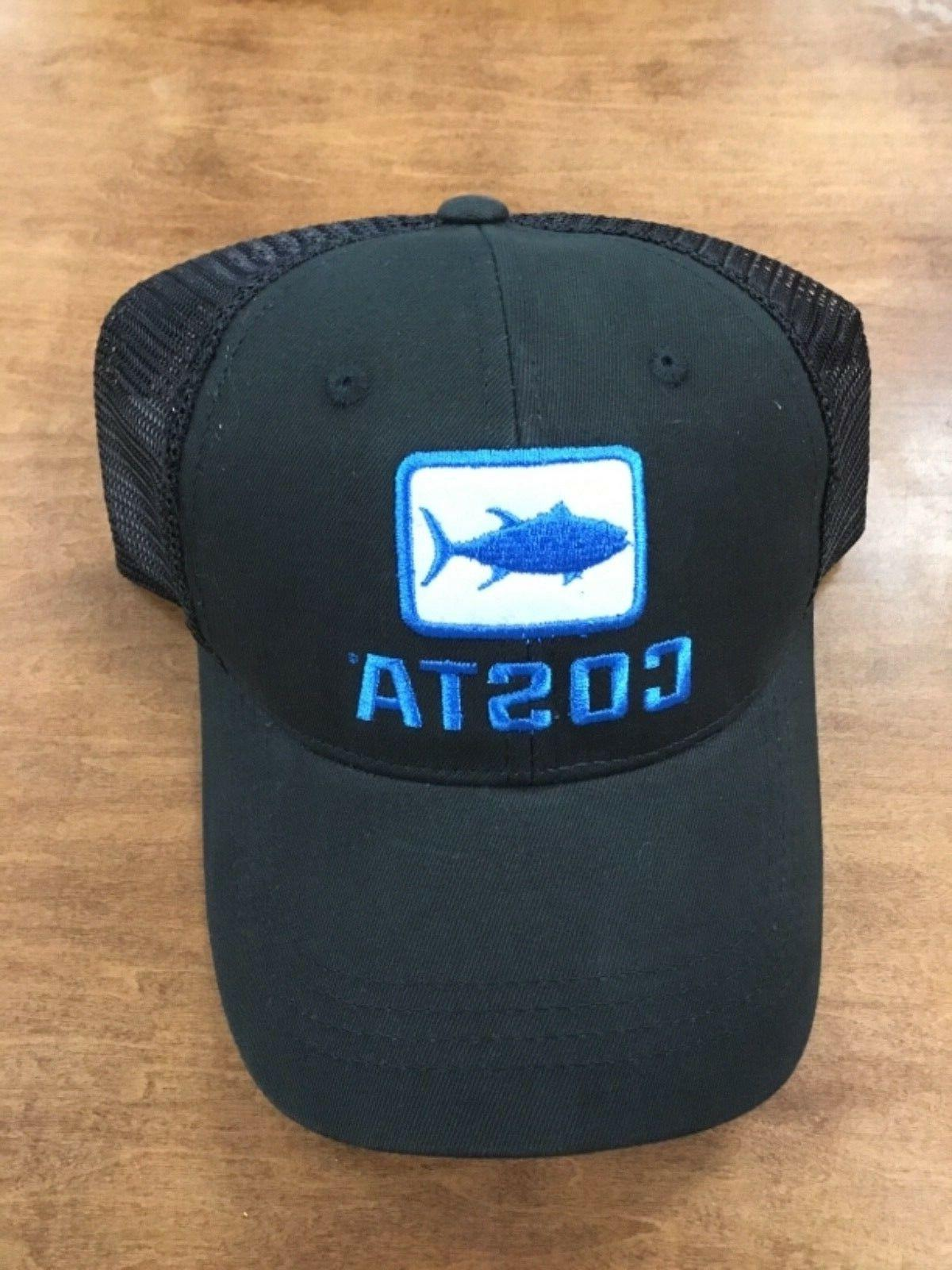 tuna trucker hat snap back brand new