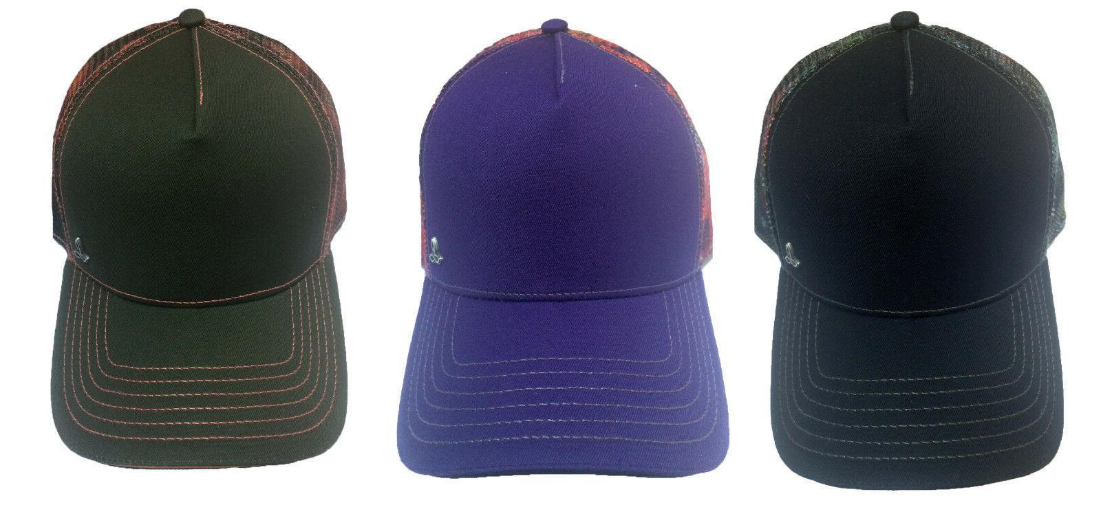 unisex idalis trucker mesh ball cap hat