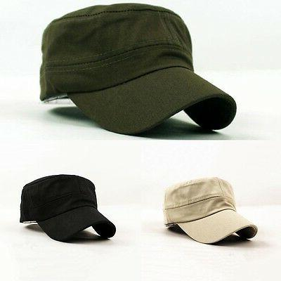 Cadet Stretch Hats BLACK