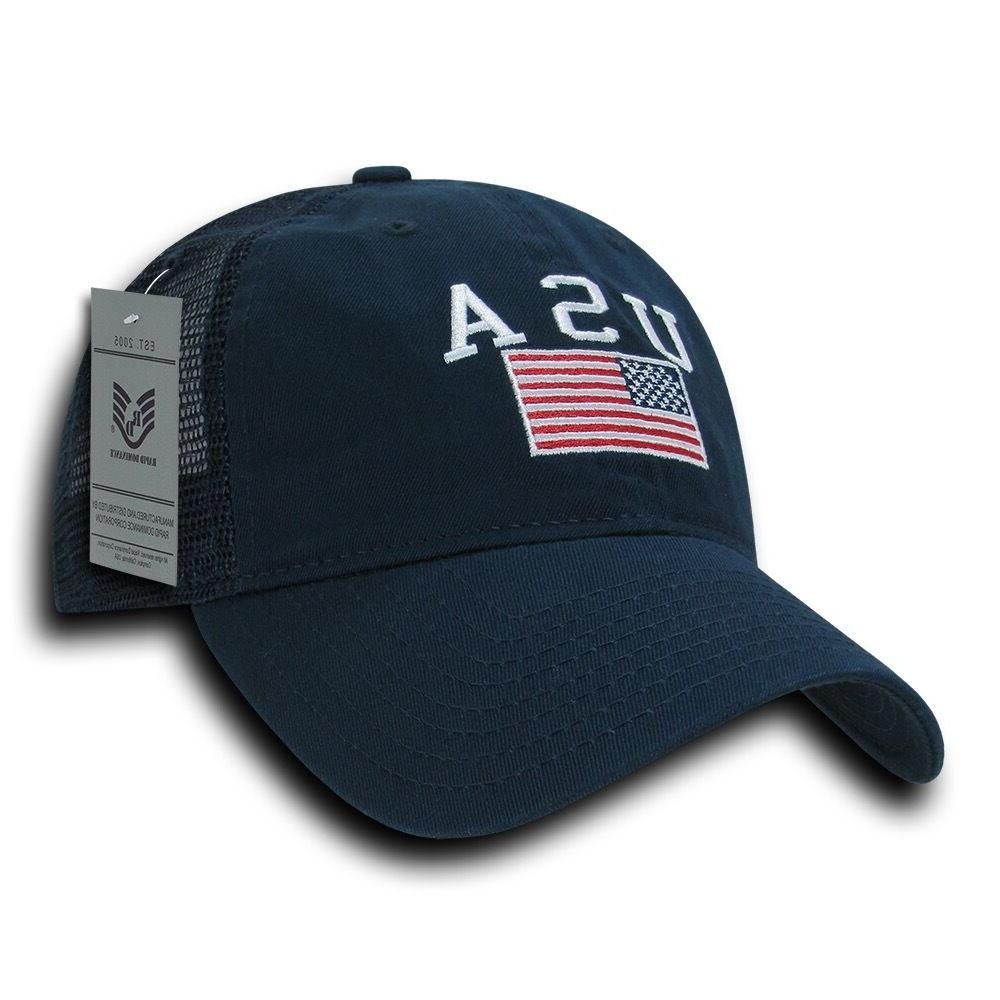 Rapid Freedom Military Fit Cap