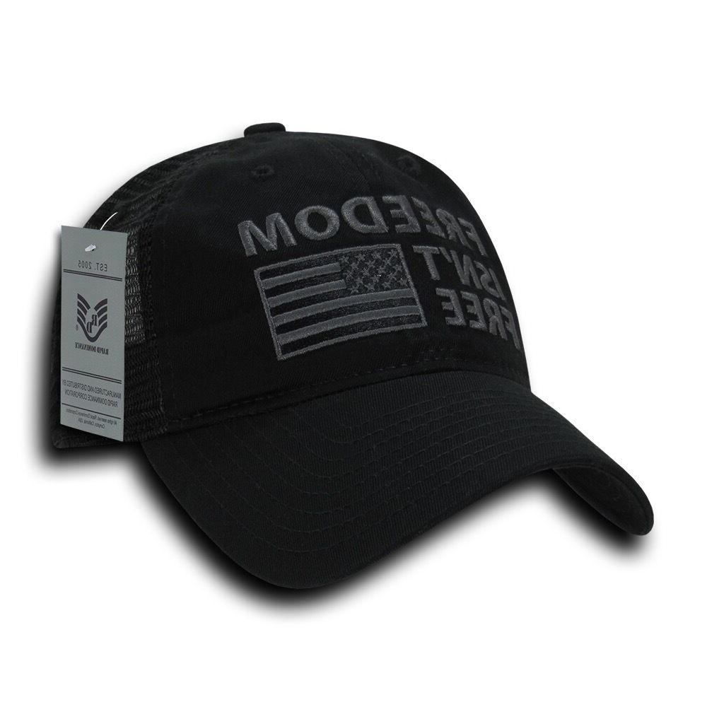 Rapid Freedom Military Fit Cap Hats